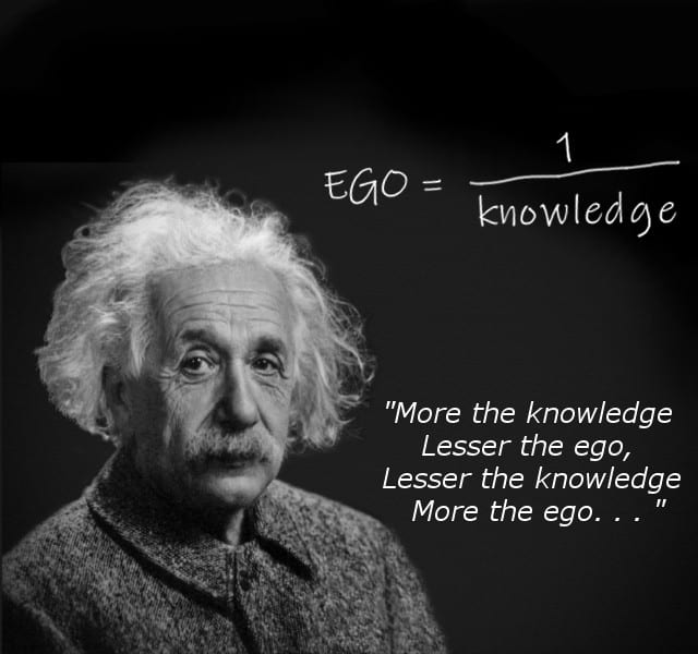 Don't let IT's Ego Scare you